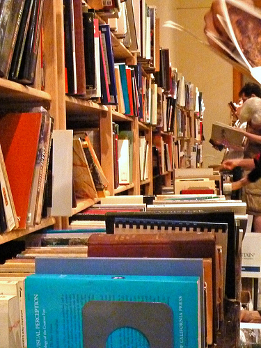 Used Book Fair at the Newberry Library