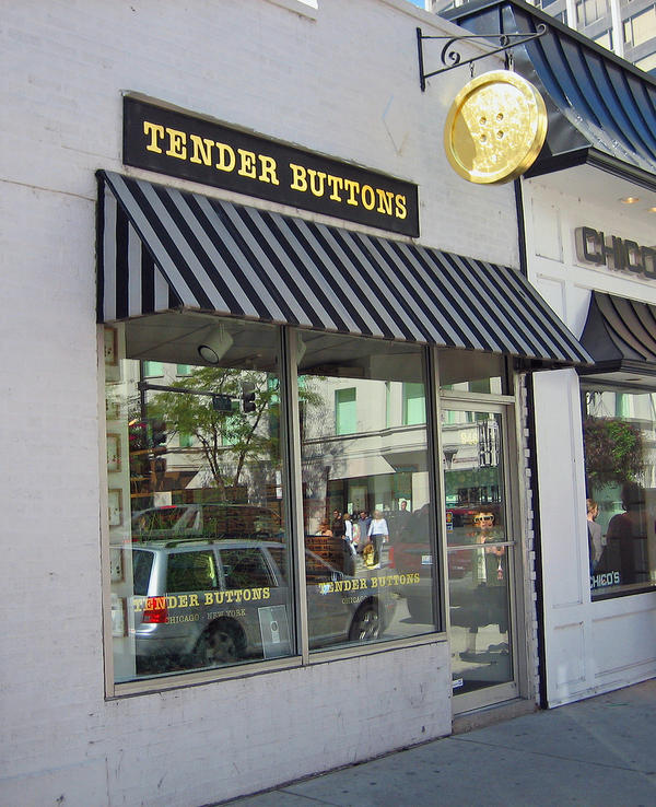 Tender Buttons Store, Chicago, Illinois