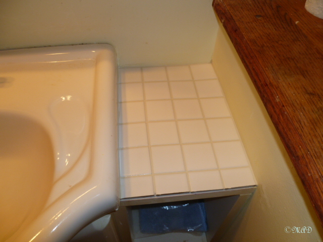 November 26, 2013 Bathroom Tile Job 003
