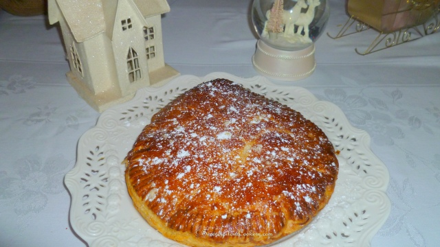 January 5, 2014 Gallette des Rois 035