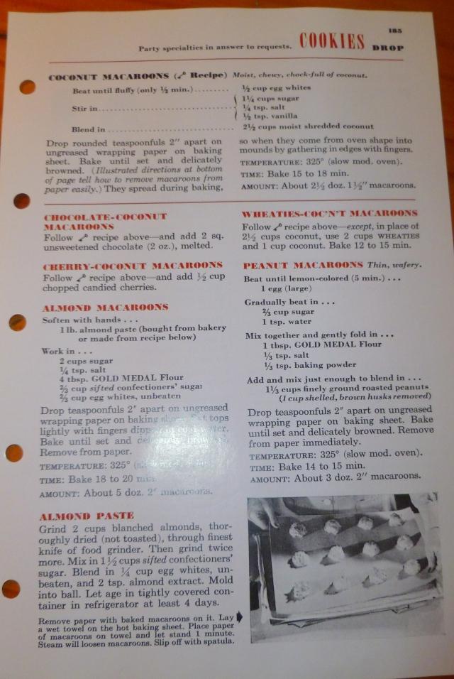 February 13, 2014 Macaroon Recipes 001