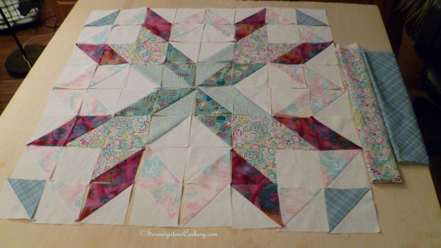 February 17, 2014 Baby Quilt B 002