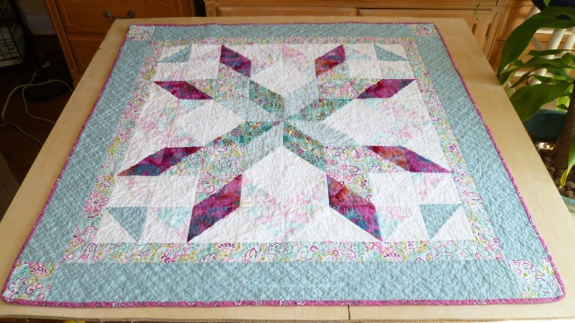 March 30, 2014 Quilt Finished 009