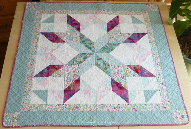March 30, 2014 Quilt Finished 018